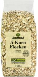 Alnatura 5-Korn-Flocken
