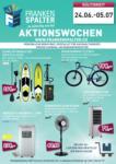 Frankenspalter Frankenspalter Aktionen - au 05.07.2020