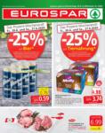 EUROSPAR EUROSPAR Flugblatt Wien, Niederösterreich & Burgenland - bis 08.07.2020