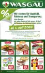 Wasgau Frischwaren Angebote - bis 04.07.2020