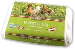 Ich bin Österreich 15 Frische Eier aus Freilandhaltung