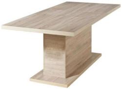 Esstisch in Holzwerkstoff 160-200/90/77 cm