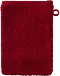 Waschhandschuh 16/22 cm Rot