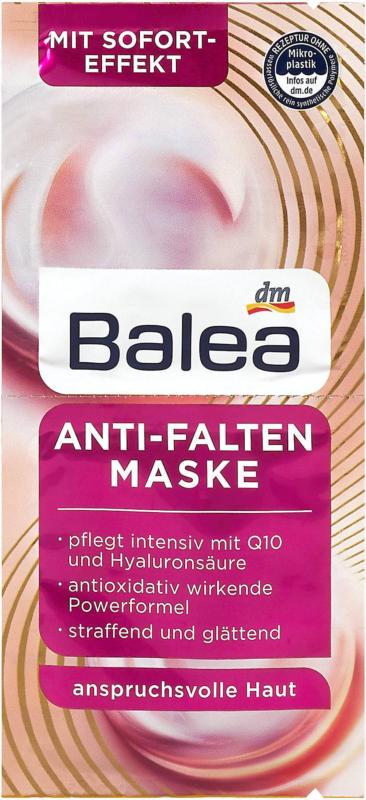 Balea Anti-Falten Maske