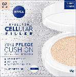 dm-drogerie markt NIVEA Cushion Hyaluron CELLular Filler 3in1 Pflege, Mittel