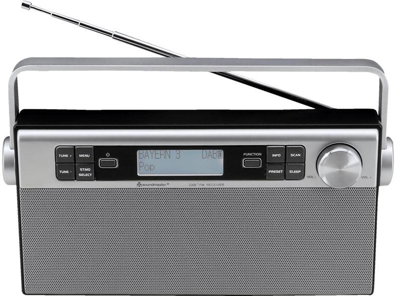 Digitalradio DAB650SI