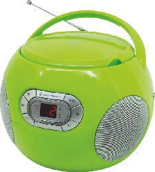 SOUNDMASTER SCD2120GR CD Radio (Grün)