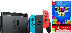 Switch Neonrot/blau (neue Edition) + Tetris 99
