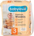 dm babylove Premium-Windeln Gr. 3 midi (4-9 kg)
