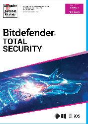 Bitdefender Mobile Security 2020 3 Geräte/18 Monate