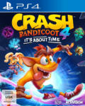 Saturn Crash Bandicoot 4: It's About Time