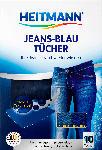 dm-drogerie markt Heitmann Textilfarbe Tücher Jeans-Blau