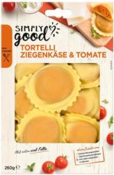 Simply Good Tortelli Ziegenkäse & Tomate