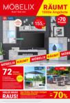 Möbelix MÖBELIX RÄUMT 1000e Angebote - bis 07.07.2020