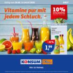 Konsum Dresden Wöchentliche Angebote - bis 04.07.2020