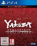 Saturn The Yakuza Remastered Collection Day One Edition