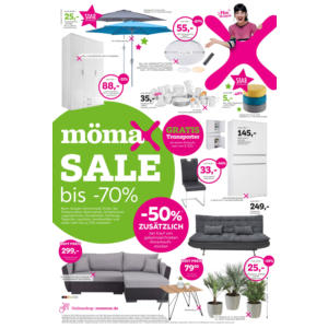 Mömax Sale Prospekt