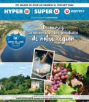 Hyper U DÉCOUVREZ LA SÉLECTION DES PRODUITS DE NOTRE RÉGION U CENTRE VAL DE LOIRE - au 11.07.2020