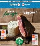 U Express FIERS DE NOTRE RÉGION ! U D'AUVERGNE - au 11.07.2020