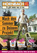 Hornbach - Mach den Sommer zu Deinem Projekt