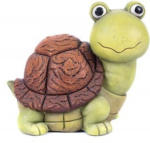 Pagro Schildkröte Groß grün