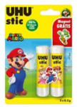 Pagro UHU Stic Super Mario 2 x 8,2g inkl. Magnet