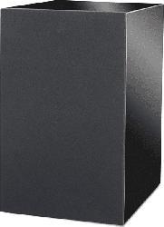 Speaker Box 5 Kompakt-Monitorlautsprecher (Paar), schwarz hochglanz
