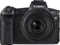 Systemkamera EOS R, schwarz mit Objektiv RF 24-105mm f4.0-7.1 IS STM (3075C033)