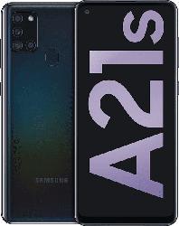 Galaxy A21s 32GB, Black