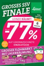Leiner - Sommerschlussverkauf