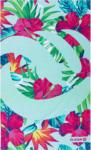 DECATHLON Strandhandtuch Basic L Print Street 145 × 85 cm