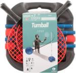 DECATHLON Speedball-Set (1 Mast, 2 Schläger und 1 Ball) Turnball grau/blau