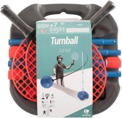Speedball-Set (1 Mast, 2 Schläger und 1 Ball) Turnball grau/blau