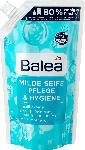 dm-drogerie markt Balea Milde Seife antibakteriell Nachfüllpackung