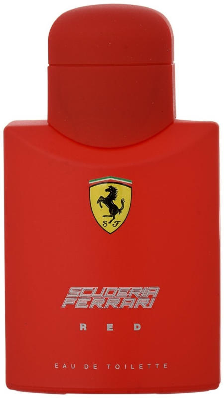Scuderia Ferrari Racing Red Eau de Toilette 75 ml -