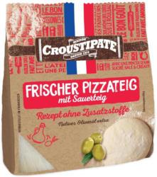 Croustipate Sauerteig Pizzateig