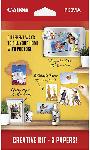 MediaMarkt Fotopapier PIXMA Creative Kit 2 MG/RP/PP-201 (3634C003)