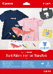 Saturn T-Shirt-Transferfolie DF-101 Dark Fabric Iron-on Transfers, A4, 160 g/m², 5 Blatt (4006C002)