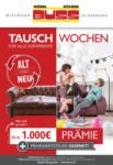 Möbel Buss Einrichtungshaus GmbH & Co. KG Tauschwochen - bis 18.07.2020