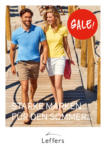 Leffers GmbH & Co. KG Starke Marken für den Sommer... - bis 08.07.2020