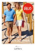 Starke Marken für den Sommer...