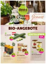 denn's Biomarkt Flugblatt gültig bis 14.7.
