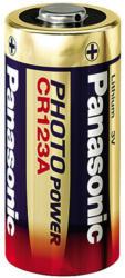 Panasonic CR123A Lithium Batterie 2 Stück