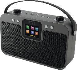 Internet/DAB+/UKW Radio IR4400SW mit Netzwerkplayer