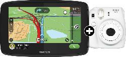 """TOMTOM GO Essential 6"""" + instax mini 9 Sofortbildkamera (ohne zusätzliche Kosten) PKW Europa"""