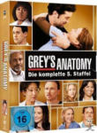 LIBRO Grey´s Anatomy - Season 5 DVD-Box