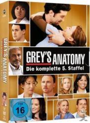 Grey´s Anatomy - Season 5 DVD-Box