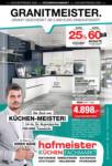 Hofmeister Küchentrends 2020 - bis 31.07.2020