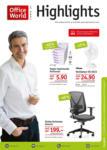 Office World Highlights - bis 12.08.2020
