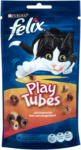 dm felix Play Tubes Katzensnack mit Huhn- und Lebergeschmack